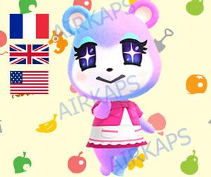 Obtenez LAURA Animal Crossing New Horizons - Nintendo Switch Online (RAPIDE)