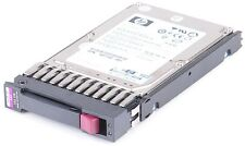 "HP 146 GB 10k SAS Dual Port 6g 2.5"" Hot Swap Disco Rigido 507283-001"