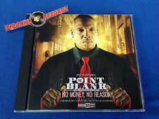 Point Blank No Money No Reason Texas Rap CD K-Rino Z RO KEKE SPC Piranha