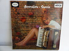 JACK DAUVIL Accordeon succes VEGA 12006 MUSETTE ACCORDEON