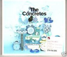 (E299) The Concretes, Chosen One - DJ CD