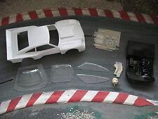 1:24 Ford Mustang Cobra II in weiß,GFK Kit,mit Anbauteilen,NEU