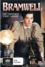 BRAMWELL THE COMPLET FIRST SERIES * NEW SEALED 3 DISC DVD * ALL REGIONS