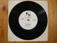 Ted Hawkins Golden Sun / You Spoiled My Christmas 7""