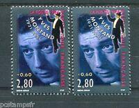 FRANCE  1994, variété de couleur timbre 2901, YVES MONTAND, neufs**