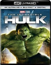 PREORDER: THE INCREDIBLE HULK   (4K ULTRA HD) - Blu Ray -Region free
