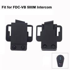 2 Stück Clip Montieren Für Motorrad Helm Bluetooth FDC-VB 500M Gegensprechanlage