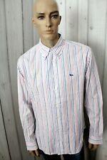 HARMONT & BLAINE Camicia Uomo Shirt Casual Manica Lunga Chemise Taglia 2XL
