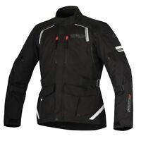 Alpinestars Andes V2 Drystar Textile Motorcycle Motorbike Jacket - Black
