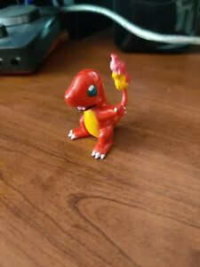 Pokemon TOMY Charmander Figure Nintendo RED CGTSJ