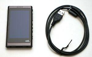 Sony NW-A55 Walkman Digital Audio Player 16GB Hi-Res Playback BLACK