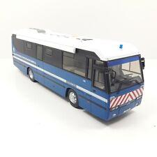 1//43 AUTOBUS BUS LOHR L96 GENDARMERIE POLICE 1996 FRANCE HACHETTE