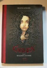 Carmen by Prosper Mérimée Illustrated by Benjamin Lacombe (Dutch Language)