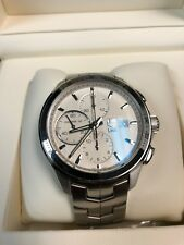 Tag Heuer Link Chronograph-Automatic White Dial Men's Watch CAT2011