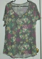 Lula Roe Disney Short Sleeve Classic T Minnie Mouse New with tags Size 2XL