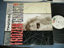 FROZEN GHOST Japan 1987 P-13533 PROMO NM LP+Obi FROZEN GHOST