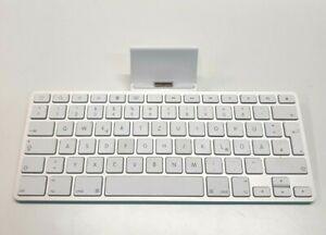 Br) Original Apple A1359 Tastatur Keyboard