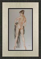 Alberto Vargas Playboy May 1961 Custom Framed Print FREE SHIPPING