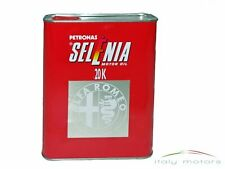 Petronas Selenia Motoröl ÖL Alfa Romeo SAE 10W-40 20K 2 Liter