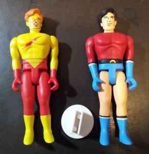 Kid Flash & Aqualad DC Comics Super Heroes Pocket Heroes Silver Age
