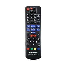 NEW Genuine Panasonic DMP-BDT130EB BLU-RAY Disc Player Remote Control