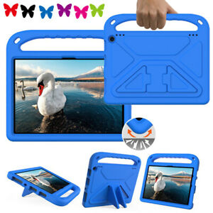 Case for Amazon Fire HD10/HD10 Plus 2021 Tablet Kids ShockProof EVA Handle Cover