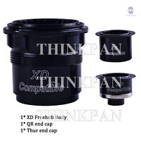 XD Freehub Body for DT SWISS Star Ratchet Drive Hubs w/ QR & Thur Right end cap