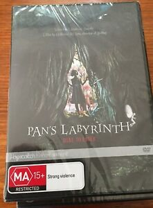 PAN'S LABYRINTH (DARE TO ENTER)  - PAL R4 - NEW & SEALED -  FREE STD POST*