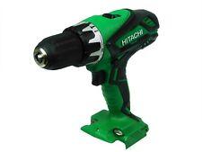 New HITACHI DV 18DGL ½-in 18V Variable Speed Cordless Hammer Drill - Bare Tool