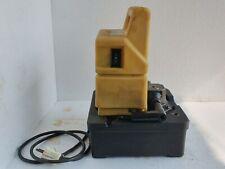 Enerpac PUJ1200E Hi Pressure Electric Hydraulic Pump, 230VAC, 2 Speed,10000 PSI