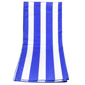 Luxury Striped High Quality  Microfiber Bath Towel