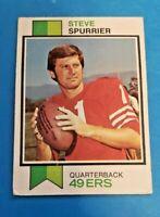 1973 Topps Set Break #481 Steve Spurrier VG-VGEX  49ers QB