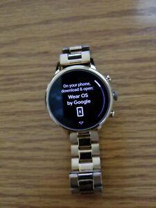Fossil Q Venture HR0615 Smart Watch