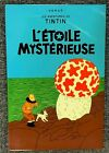 """HERGE LES AVENTURES DE TINTIN L'ETOILE MYSTERIEUSE Lacquer Wall Hanging 11 7/8"""""""
