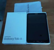 Samsung Galaxy Tab A T580, 16GB, Wi-Fi, Unlocked, 10.1-inch Tablet - Black