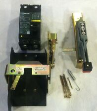 SQUARE D FAL22060 MOLDED CASE CIRCUIT BREAKER 60A W/ 9422RN1 OPERATING MECHANISM