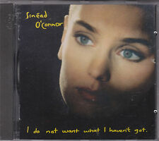 SINEAD O'CONNOR - i do not want what i haven't got CD