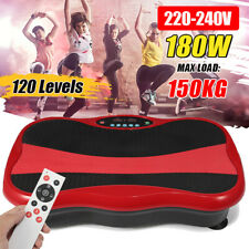 120 Level Vibration Fitness Platform Machine Gym Slim Platform Body Shaper