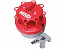 For 1977 Ford Maverick Distributor Cap and Rotor Kit MSD 64972BR 5.0L V8