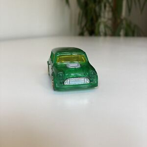 Hot wheels MORRIS MINI X-RAYCERS green   Rare
