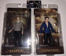 "NECA Two Twilight sega new moon (EDWARD AND JASPER FIGURES 7"""