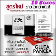 New!! 10 x Gluta Pancea L-Glutathione Concentrated White Faster Reduce Acne A+