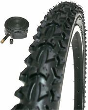 """26""""Mountain Bike Tyre with optionaInner Tubes-26x1.95 Raleigh CST Eiger MTB Tyre"""