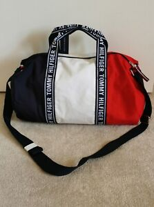 TOMMY HILFIGER m chase cb hp Duffle sky captain