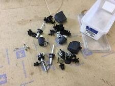 GENUINE Peugeot 206 gti XSI tailgate Body Shell Fixing Kit Fixings Clips Rivets