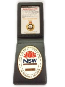 REPLACEMENT Wallet - for Oval Badge