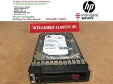 HP M6612 2TB 6G SAS 7.2K 3.5-inch Hard Drive ** AW590A / 602119-001 **