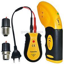 Circuit Breaker Finder 110V Ideal Electrical Receiver Transmitter Tester