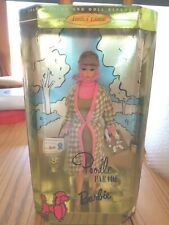 1995 BARBIE POODLE PARADE LIMITED EDITION 1960 FASHION DOLL REPRO LAST ONE!!