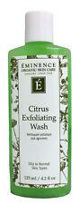 Eminence Organic Citrus Exfoliating Wash 4.2 Ounce